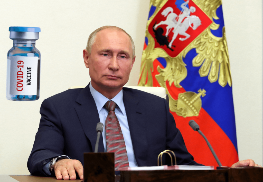Vladimir Putin : Russia has Developed coronavirus vaccine and his daughter has been given it