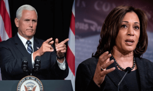 Mike Pence to Kamala Harris: 'I'll see you in Salt Lake City'