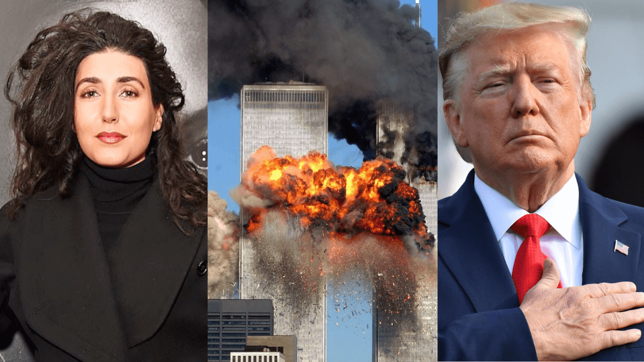 Only Trump can prevent another 9/11 Says Osama bin Laden's niece