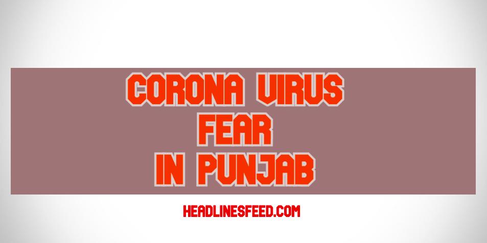 Number of Corona Virus Patients Increases in Punjab