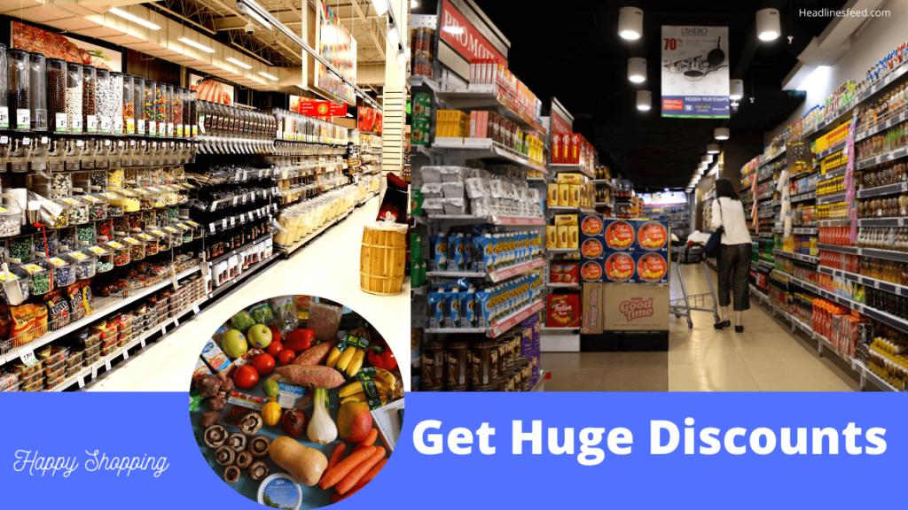 Best Places to Buy Groceries in Delhi to get Huge Discounts 2020